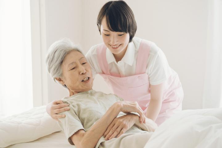 定期巡回・随時対応型訪問介護看護の介護スタッフ|パート(週2日以上)|残業少なめ◎【相模原駅】